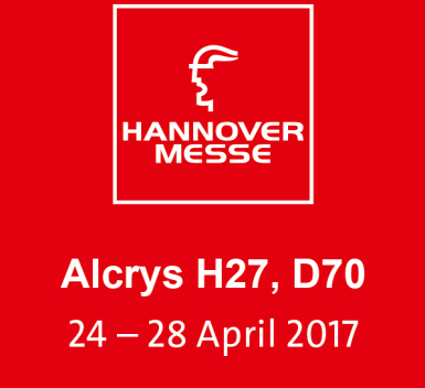 hannover messe logo hall27